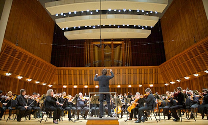 Muncie Symphony Orchestra - Multiple Locations: Muncie Symphony Orchestra Concert (Up to 52% Off). Three Concerts and Two Seating Options Available.