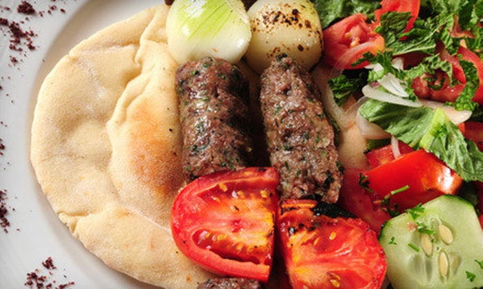 Al-Zaituna - El Paso: Middle Eastern Food at Al-Zaituna (Up to 53% Off)