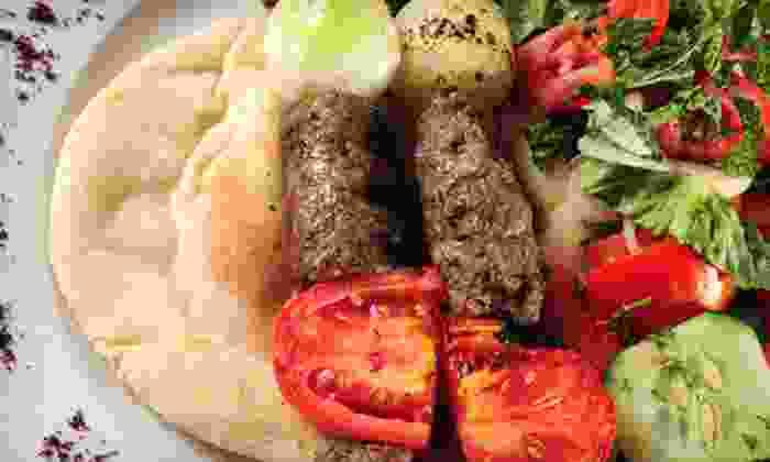 Al-Zaituna - El Paso: Middle Eastern Food at Al-Zaituna (Up to 53% Off)