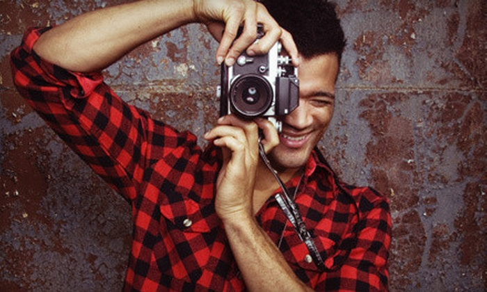 Janice Street Photography & Design - Multiple Locations: $39 for a Five-Hour Beginner's Workshop at Janice Street Photography & Design ($125 Value)