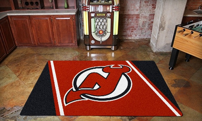 My Sports Rug: $99 for a Sports-Team Floor Rug from My Sports Rug ($250 Value)