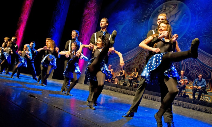"""Rhythm of the Dance"" - Count Basie Theatre: Rhythm of the Dance at Count Basie Theatre on March 26 at 8 p.m. (Up to 45% Off)"