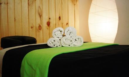 30-Minute Therapeutic Massage from Massage Sci LLC (50% Off)