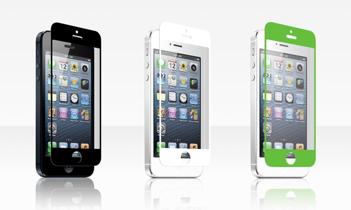 Nitro Glass Screen Protector for iPhone 4/4S or 5: $12.99 for a Nitro Glass Screen Protector for iPhone 4/4S or 5 ($39.99 List Price). Multiple Colors. Free Returns.