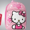 Hello Kitty Tin Tote and Backpack