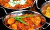 Award-Winning Indian Meal
