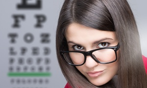 Eyes On Flatbush: Eye Exam and Retail Credit Toward Glasses with Optional Contact-Lens Exam at Eyes On Flatbush (Up to 92% Off)