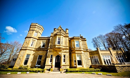 Peak District: Standard Room for Two with Breakfast, ThreeCourse Meal, and Wine at Hollin Hall Hotel