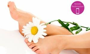 Good Looking Beauty Medi Spa: Toenail Fungus Laser Treatment for One ($89) or Two Feet ($149) at Good Looking Beauty Medi Spa (Up to $598 Value)
