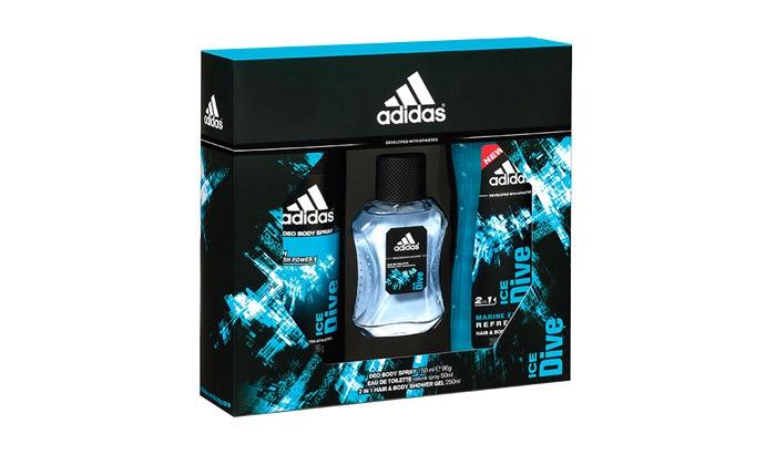 1 ou 2 coffrets Adidas au choix | Groupon Shopping