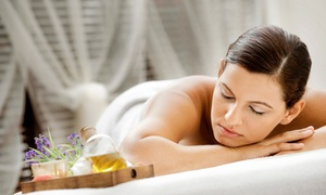 Relaxationz Massage and Wellness: Hot-Oil Massage, Mojito Aromatherapy Wrap, or Hot-Citrus Body Polish at Relaxationz Massage and Wellness (Up to 59% Off)