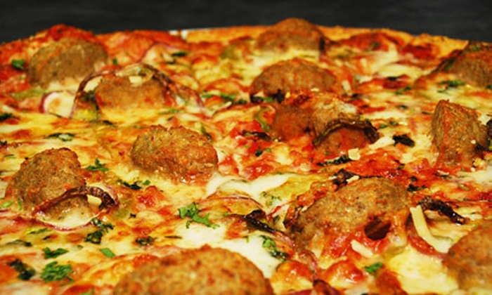 Pizza Public - North Denver: $12 for $24 Worth of Italian Cuisine at Pizza Public
