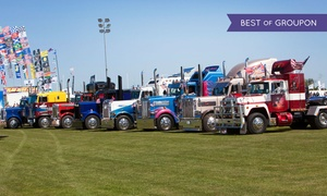 Truckfest South West: Truckfest South West on 1 - 2 July at Three Counties Show Ground, Malvern