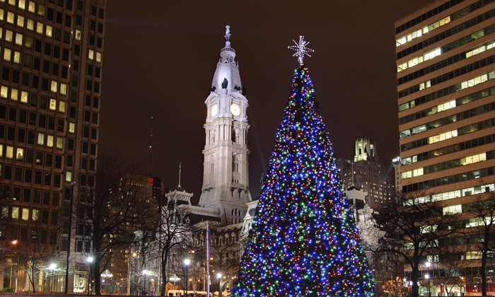 Grim Philly Twilight Tours - Zento: Nightmare Before Christmas Tour for Two or Four from Grim Philly Twilight Tours (Up to 39% Off)