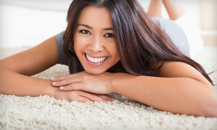 C-25 Carpet Care - Baymeadows: Carpet Cleaning for Three or Five Rooms and Up to Two Hallways from C-25 Carpet Care (Up to 55% Off)