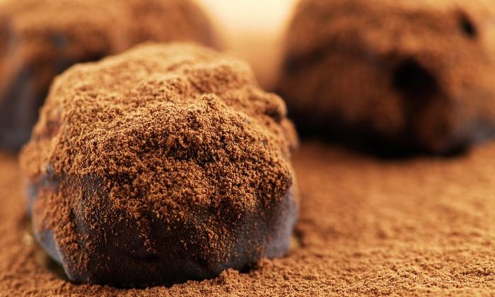 craftmychocolate.com - Lytton Park: C$13 for Gourmet Truffle Centres from craftmychocolate.com (C$26.95 Value)