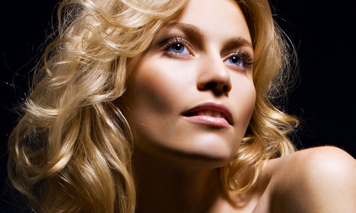 Just Your Hairstyle at Envision Salon & Spa - Vista: Haircut with Deep Conditioning or Partial Highlights at Just Your Hairstyle at Envision Salon & Spa (Up to 64% Off)