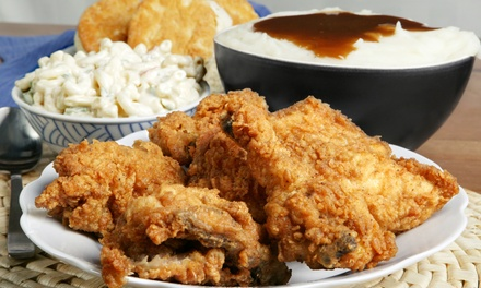 $19 for $30 Worth of Latin Soul Food at Soul