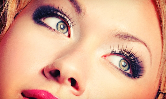 Bellevue Luxury Nails - Belridge,Crossroads,Highlands: Full Set of Mink Eyelash Extensions with Optional Fill-In at Bellevue Luxury Nails (Up to 56% Off)
