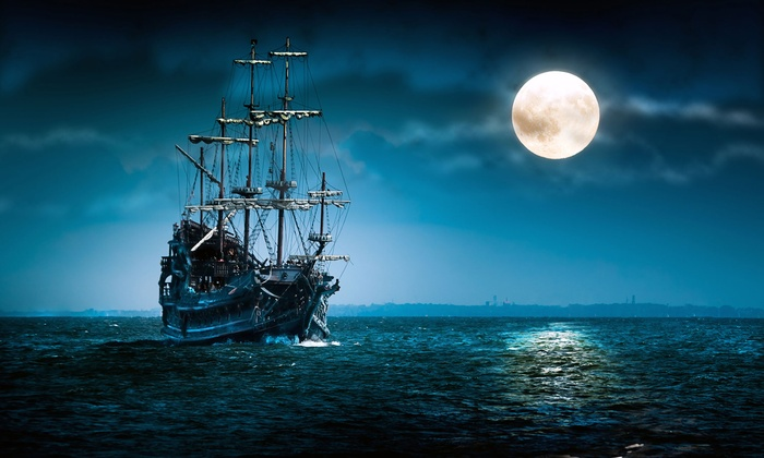 Jumanji Attractions - Old City: Ghost Boat Tour for One or Two from Jumanji Attractions (45% Off)