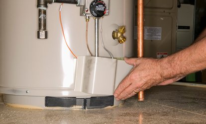 Up to 74% Off HVAC or Water Heater Maintenance