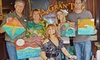 Paint and Glow By Davina - Twiggs Coffee House: BYOB Painting Class with Appetizers for One or Two at Live Art By Davina (Up to 54% Off)