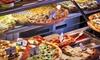 Washington Deli - Dupont Circle: $10 for Two Pizza Meals with Sodas and Treats at Washington Deli ($23 Value)