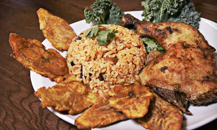 My Old San Juan - Madison: $10 for $20 Worth of Puerto Rican Cuisine at My Old San Juan