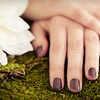 Up to 64% Off Mani-Pedis at Organic Keratin