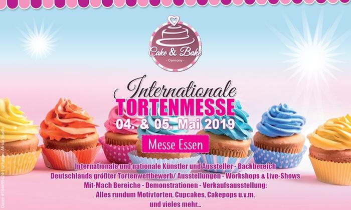Cake & Bake Messe in Essen | Groupon
