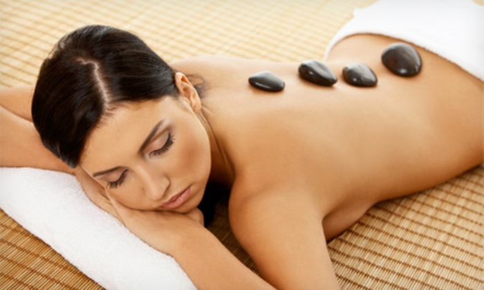 The Spa At The Village - The Spa at the Village: $99 for a Spa Package with a Hot-Stone Massage, Facial, and Body Wrap at The Spa At The Village ($475 Value)