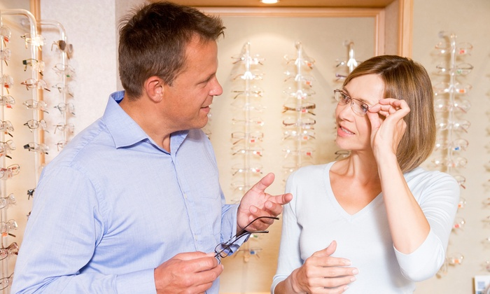 General Vision Services - Gravesend: $35 for an Eye Exam and $200 Toward Lenses and Frames at General Vision Services in Brooklyn ($275 Value)