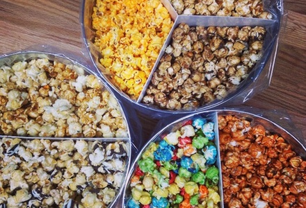 25% Cash Back at Cornucopia Popcorn Creations
