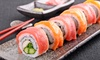 Up to 52% Off Japanese Cuisine at Sushi House of Hoboken