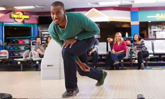 Oak Tree Lanes - Pomona: Two Hours of Bowling for Two, Four, or Six with Shoe Rentals at Oak Tree Lanes (Up to 55% Off)