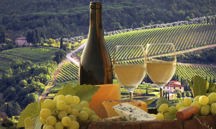 Castello di Borghese Vineyard & Winery - Cutchogue: 90-Minute Winery Tour, Wine-Making Session, and Tasting for Two, Four, or Six at Castello di Borghese Vineyard & Winery (Up to 52% Off)