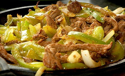 $12 for $24 Worth of Mexican Food at Plaza Del Sol