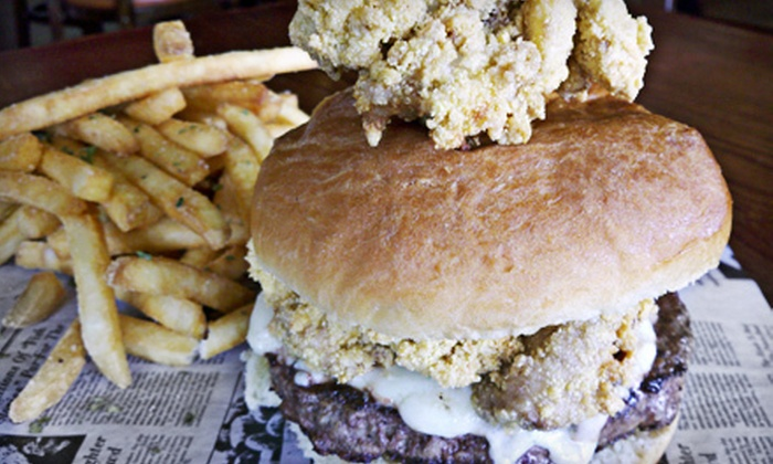 Huckleberry's - Harahan: $10 for $20 Worth of Creole Cuisine at Huckleberry's