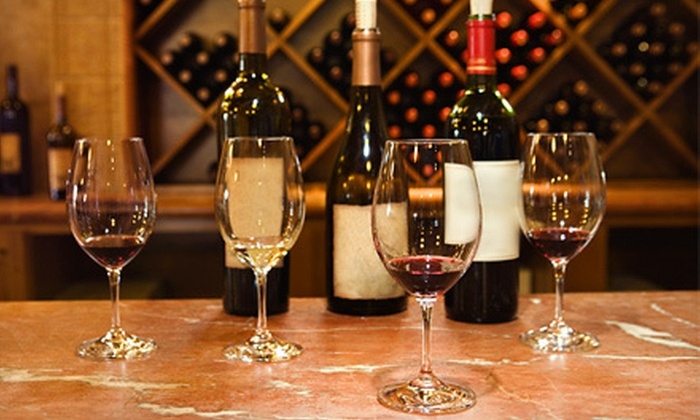 Iris Lounge - Tysons West: Wine and Hors D'oeuvres Event for One at Iris Lounge (52% Off)