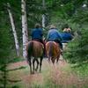 Half Off Trail Ride at Wild Rose Equine Center
