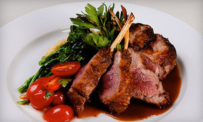Nora's Restaurant & Lounge - Southwick: $25 for $50 Worth of Upscale Dining at Nora's Restaurant & Lounge