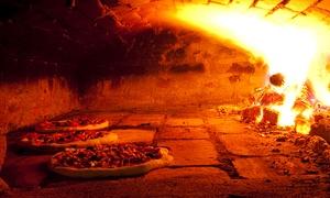 Osteria Teresella: Menu con antipasto, pizza, dolce e birra o vino da Osteria Teresella (sconto fino a 71%)