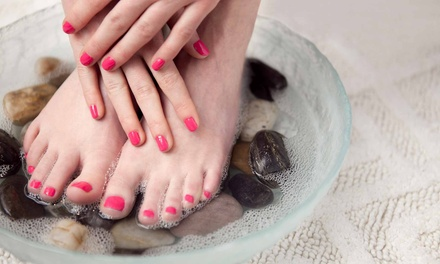 Mani-Pedi Package from Dr. Steven Bennett and Associates at Toscana Medi Spa (Up to 81% Off).