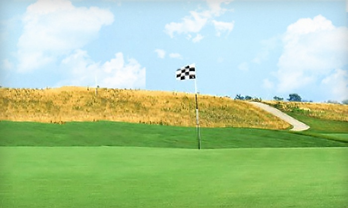 The Trophy Club - Lebanon: $49 for Golf Experience with Cart, Range Balls & Lunch for One at The Trophy Club in Lebanon (Up to $100 Value)