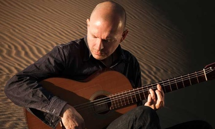 Ottmar Liebert on Friday, August 1 or Alex Reymundo on Saturday, August 2 (Up to 60% Off)