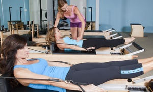 D.A.M. Ent., Inc. d/b/a Modern Body Contrology: Four Weeks of Pilates Reformer Classes at D.A.M. Ent., Inc. d/b/a Modern Body Contrology (70% Off)