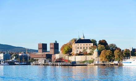 Groupon Deal: ✈ 6- or 8-Day Norway Vacation with Airfare from Beyond Boundaries Travel. Price/Person Based on Double Occupancy.