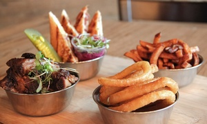 Jerry Casse-Croûte du Terroir de Montréal: C$24 for a 5@7 Cocktail for Two at Jerry Casse-Croûte du Terroir de Montréal  (C$48 value)