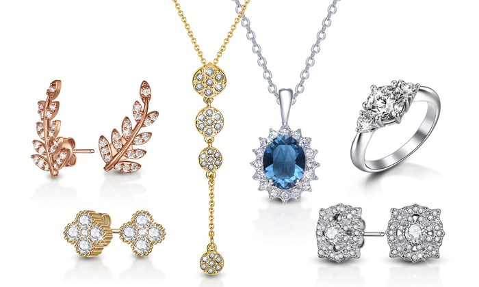 2d1bed895 Mestige Jewellery Selection | Groupon