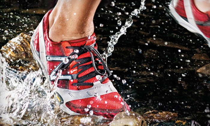 New Balance Buckhead - Peachtree Park: $27 for $50 Worth of Athletic Shoes, Apparel, and Accessories at New Balance Buckhead
